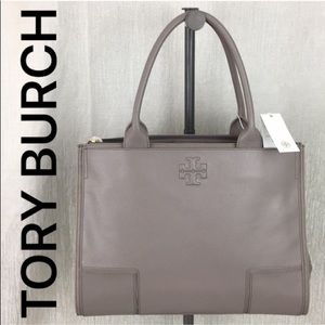 🆕 TORY BURCH NEW LARGE SHOULDER TOTE 💯AUTHENTIC
